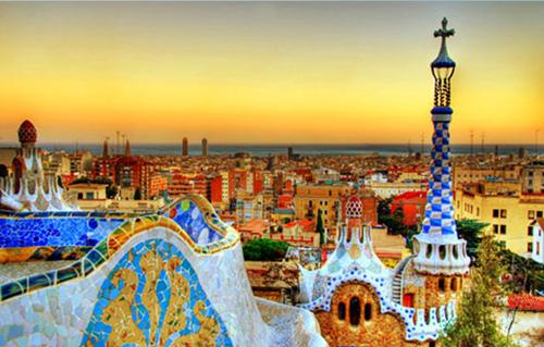 Barcelona,-Spain